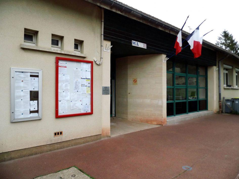 Mairie de Moulins en Bessin